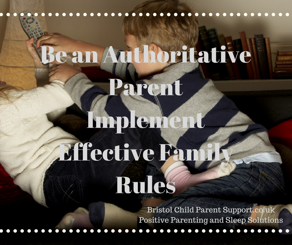 Implementing family rules