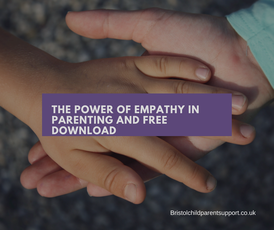 The Power of Empathy in Parenting