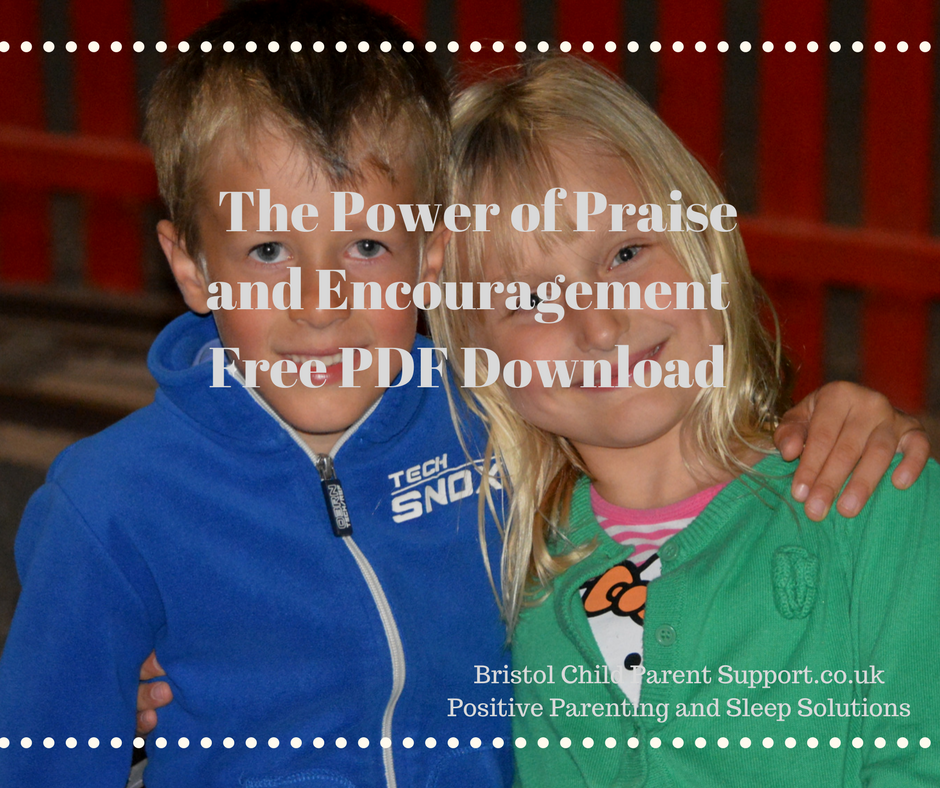 The Power of Praise and Encouragement