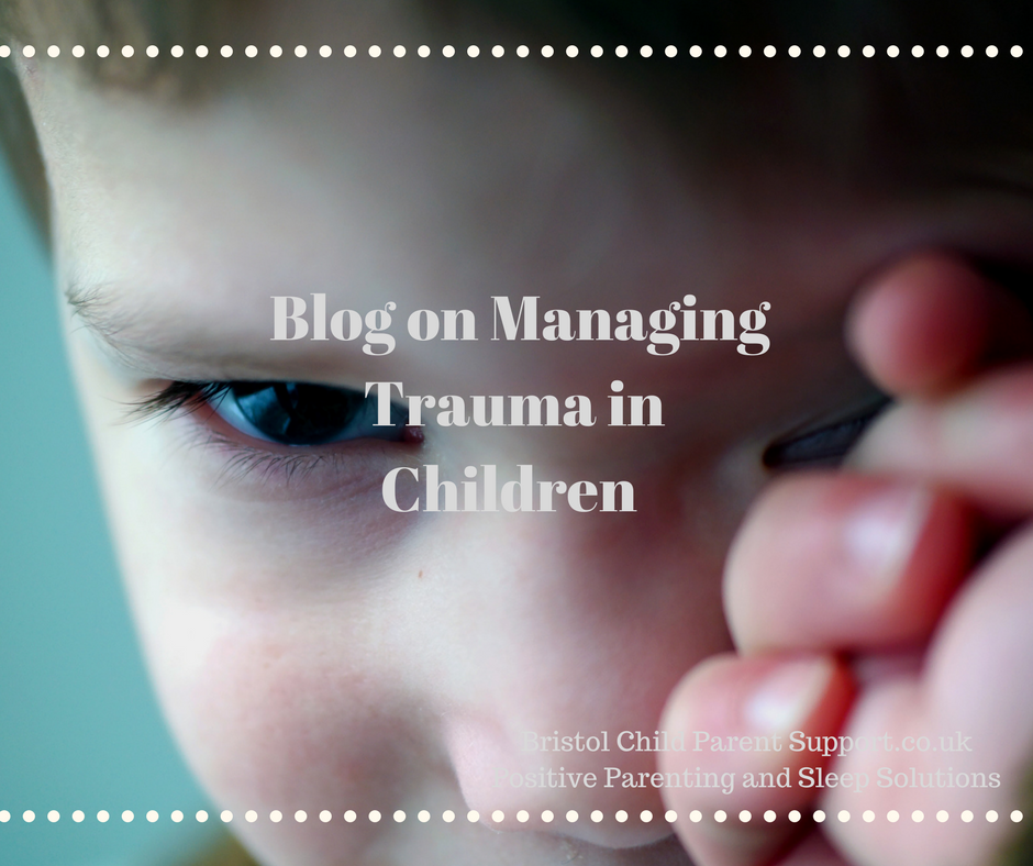 Managing Trauma in Children