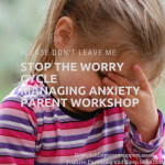 Stop the Worry Cycle
