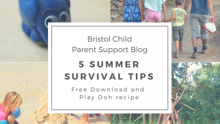 Summer Holiday Survival Tips