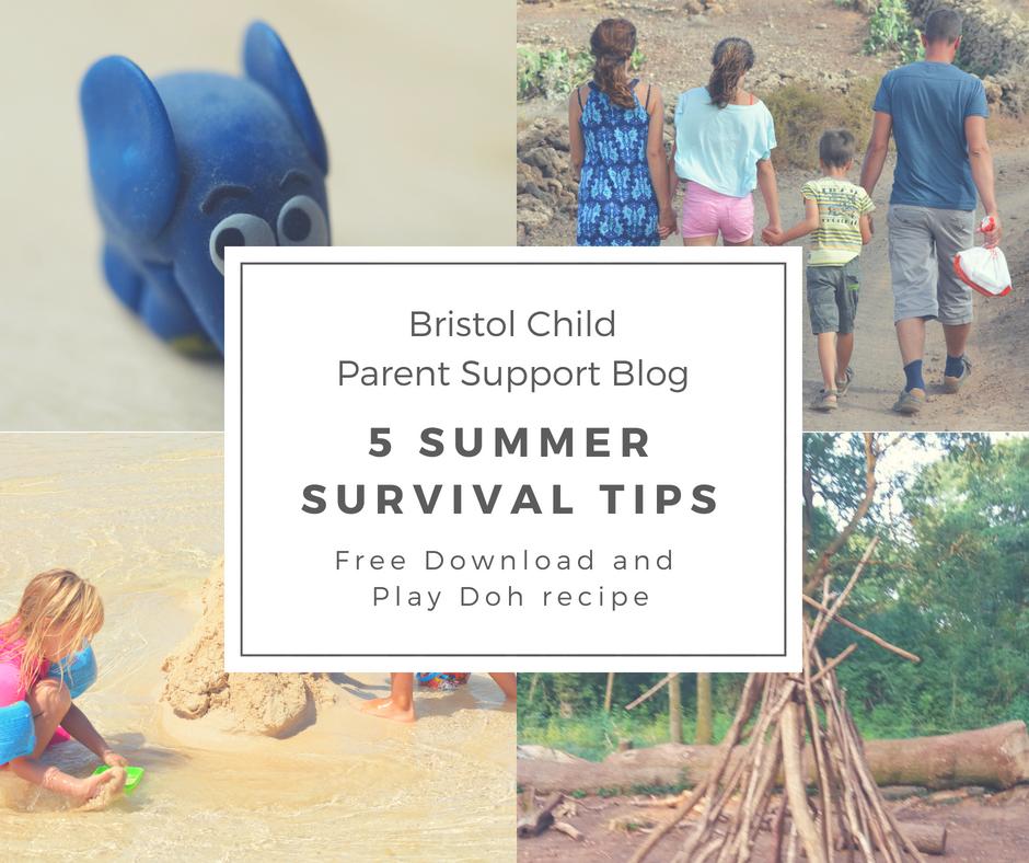 Summer Holiday Survival Tips