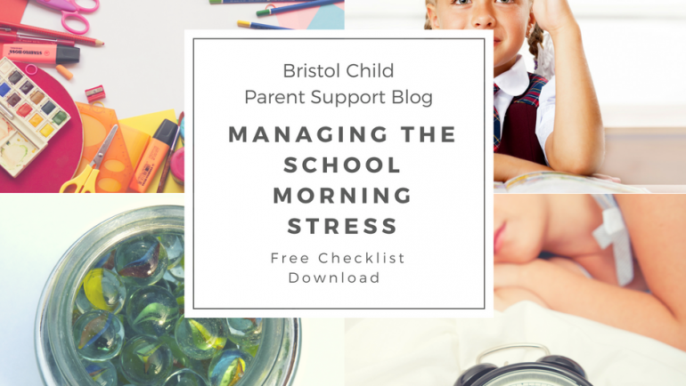 Managing the School Morning Stress