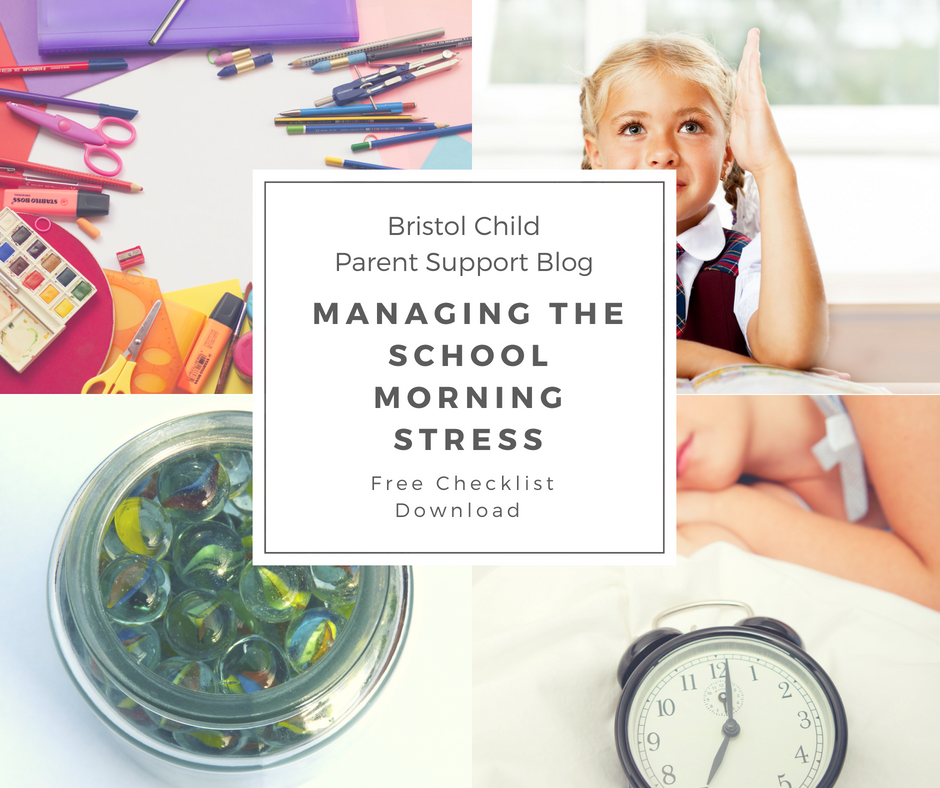 Managing the School Morning Stress