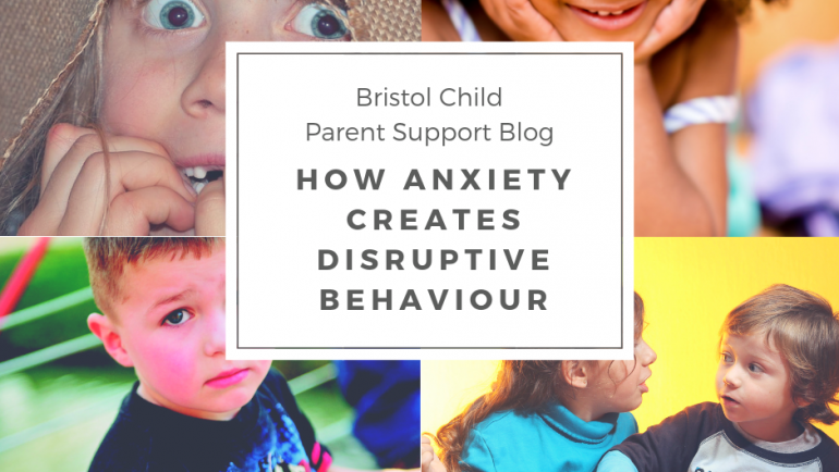 How Anxiety Creates Disruptive Behaviour