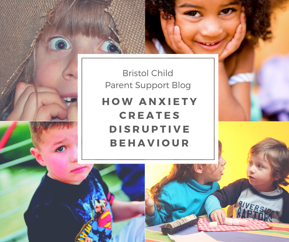 How Anxiety Leads To Disruptive Behavior >> How Anxiety Creates Disruptive Behaviour Bristol Child Parent Support