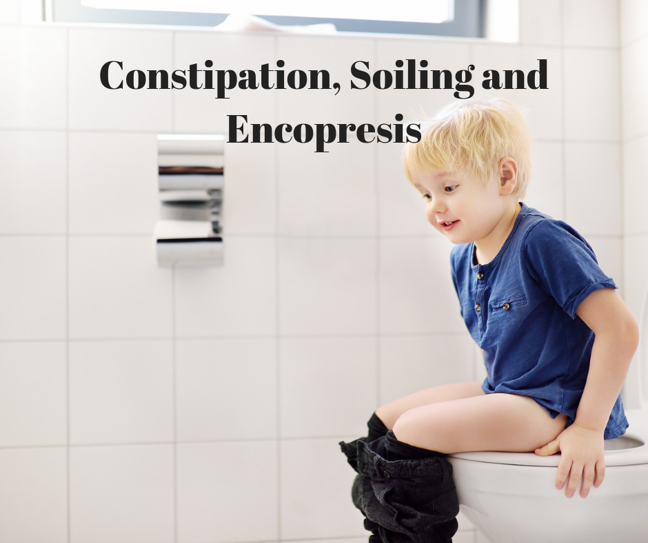 Encopresis, Soiling and Constipation