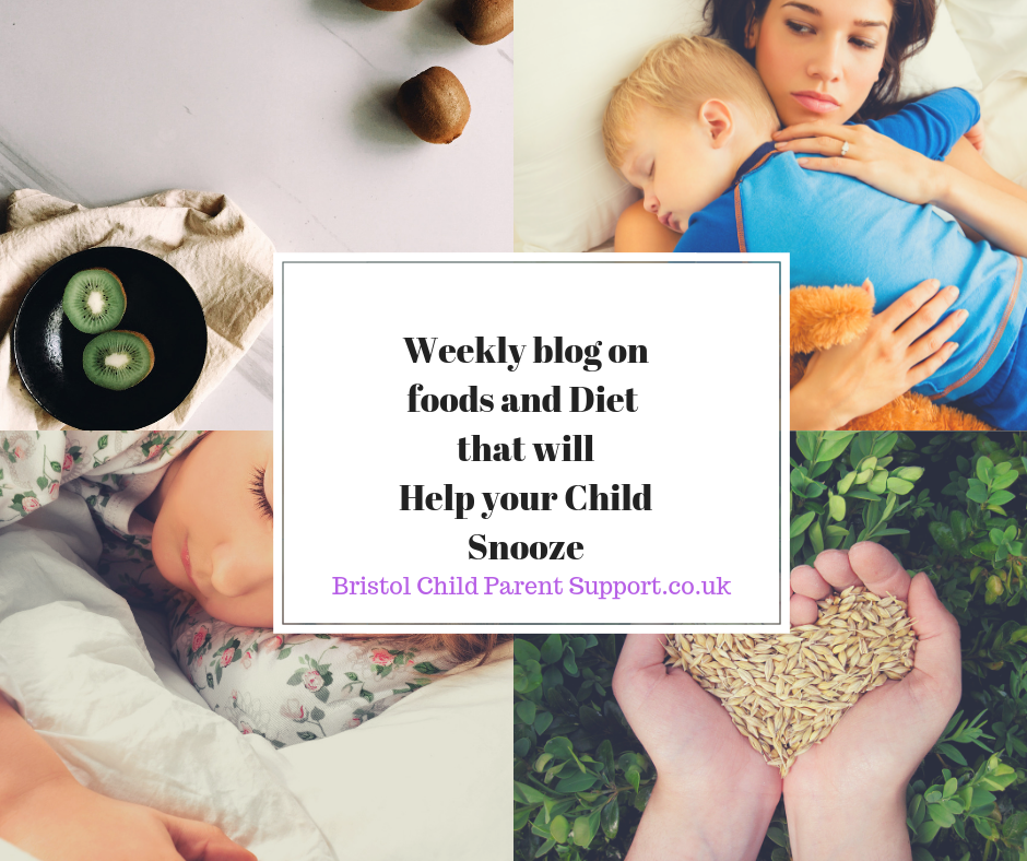 Foods and diet changes that may help your child snooze.
