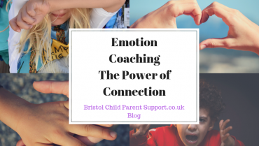 Emotion Coaching, the Power of Connection