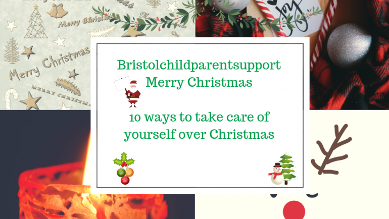 10 Ways to take Care of Yourself over Christmas