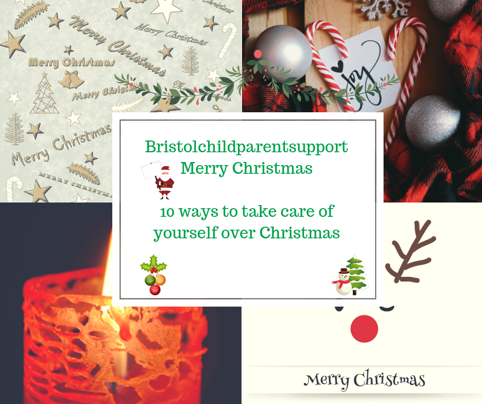 10 Ways to take Care of Yourself over Christmas