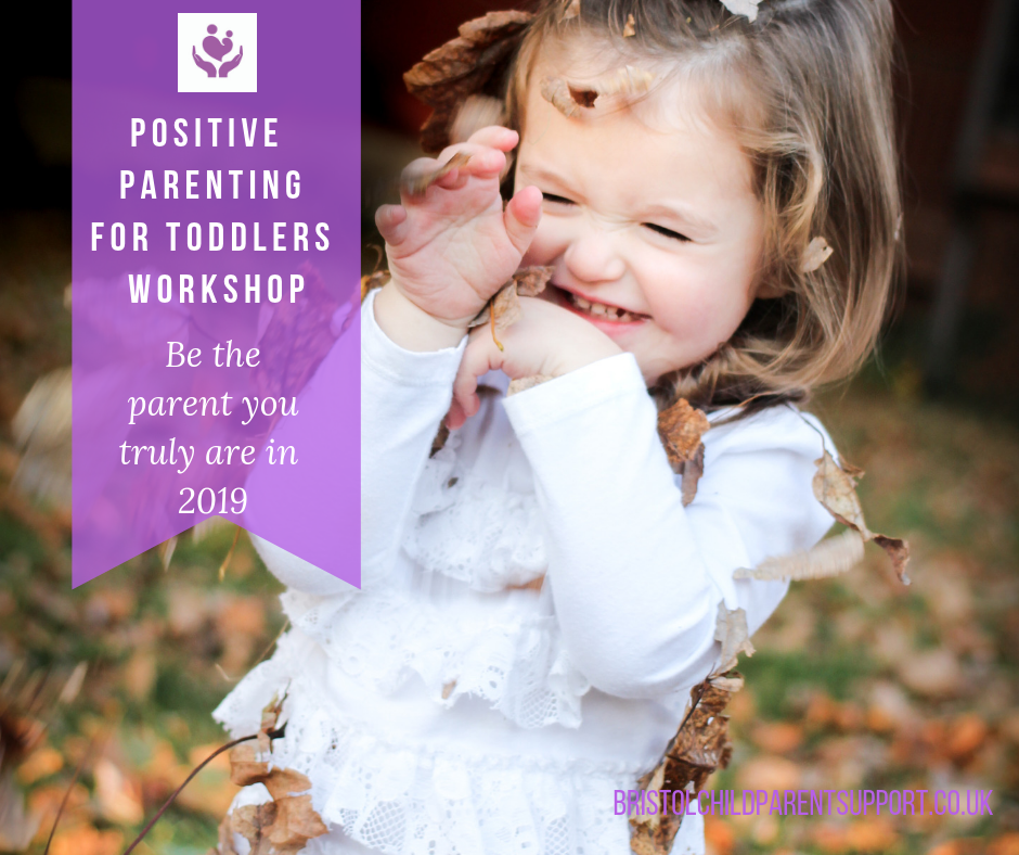 positive parenting for toddlers owrkshop