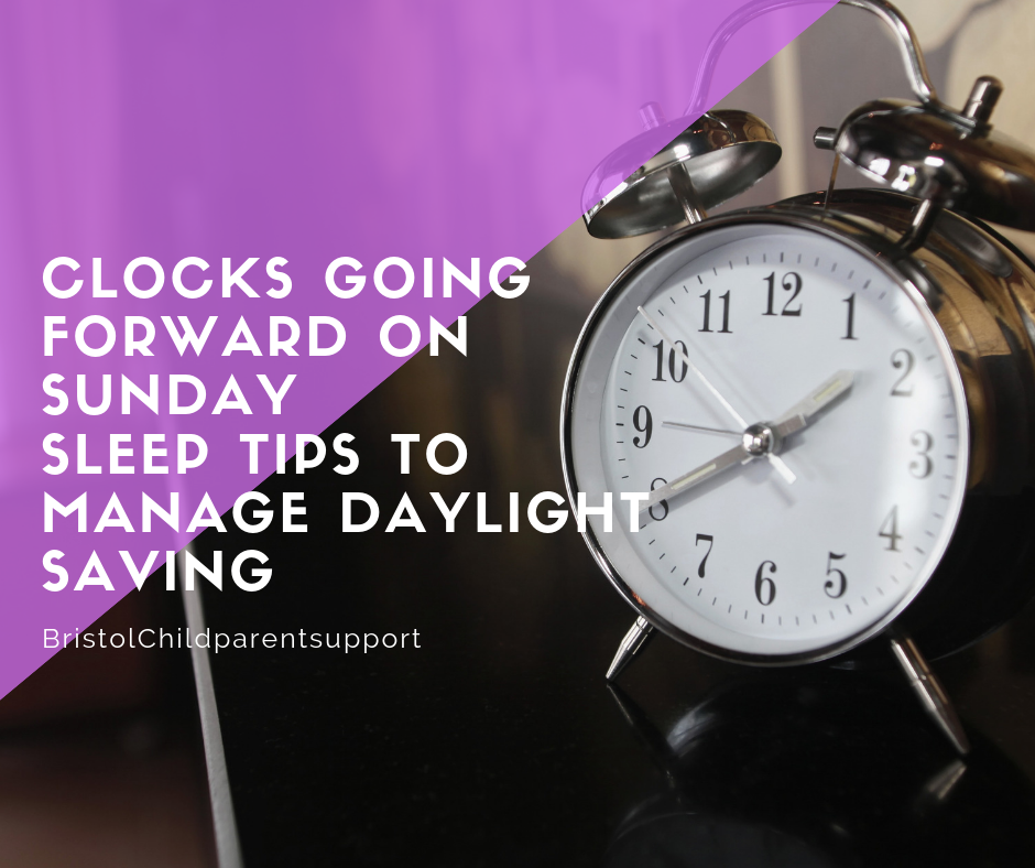 Daylight Saving Sleep Tips, Clocks going forward.