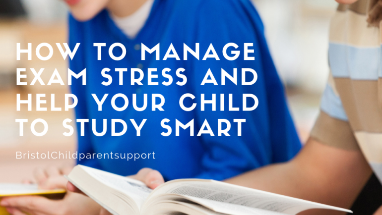 How to Manage Exam Stress and Study Smart
