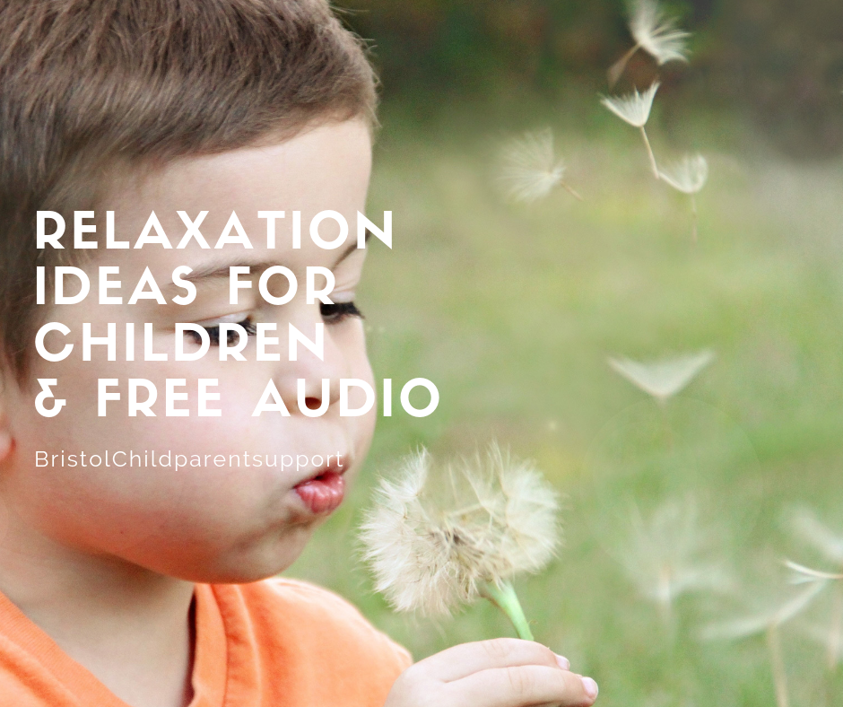 Relaxation Ideas for Children