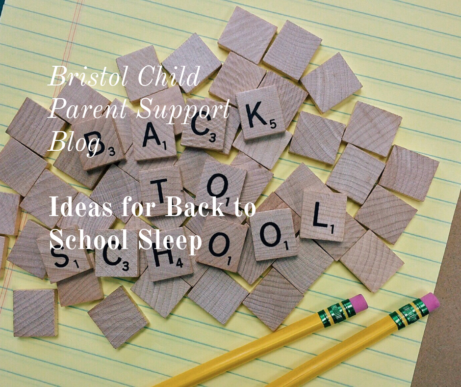 Back to School Sleep Ideas