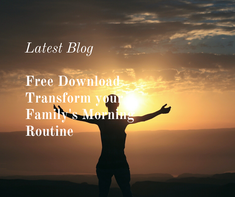 Transform Your Morning Routine