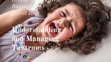 Surviving and understanding Tantrums