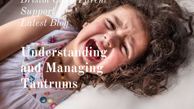 Surviving and understanding Tantrums