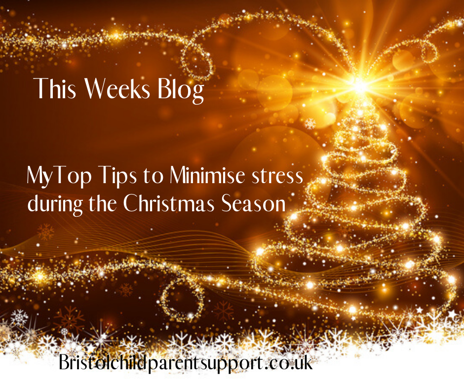 Tips to Minimise Stress during the Christmas Season