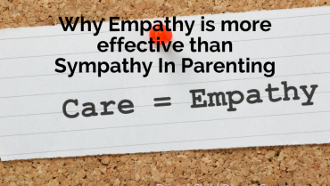 Why Empathy is more effective than Sympathy