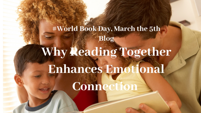Why Reading Together Enhances Connection