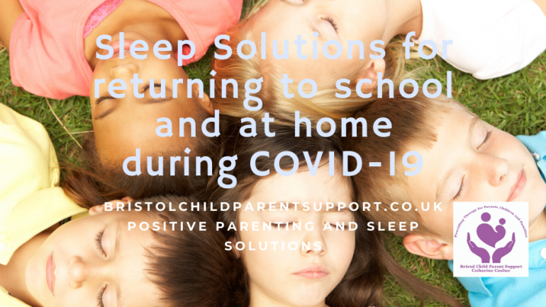 Back to School Sleep Solutions within COVID-19.