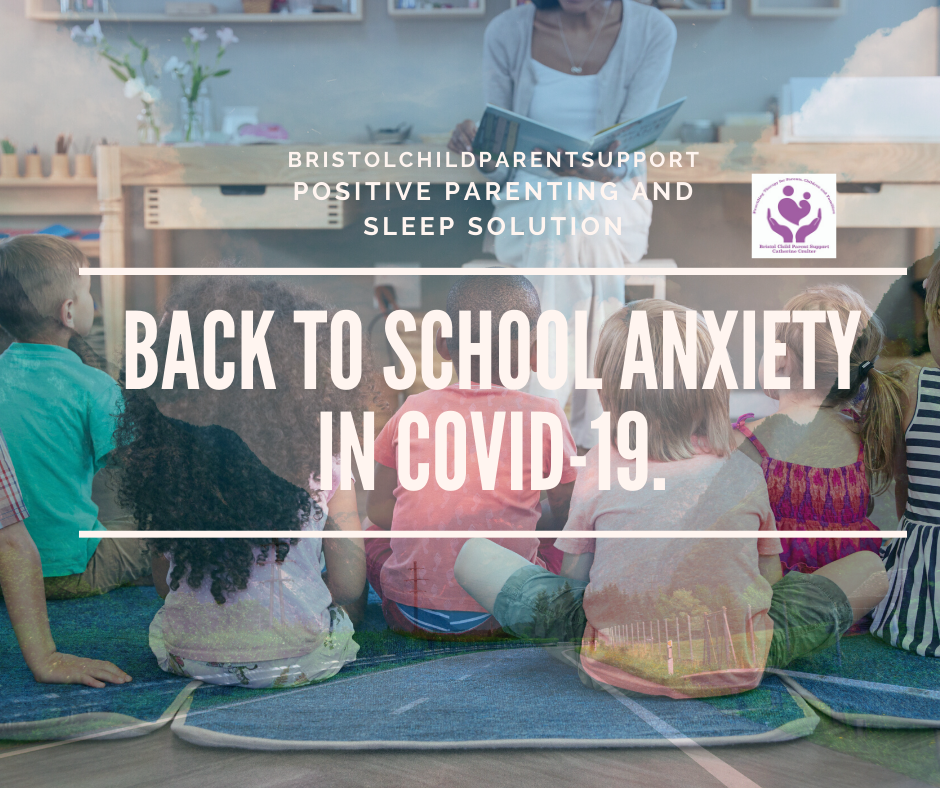 Back to School Anxiety in COVID-19.