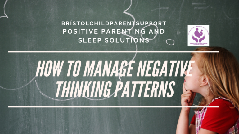 How to Manage Negative Thinking Patterns.