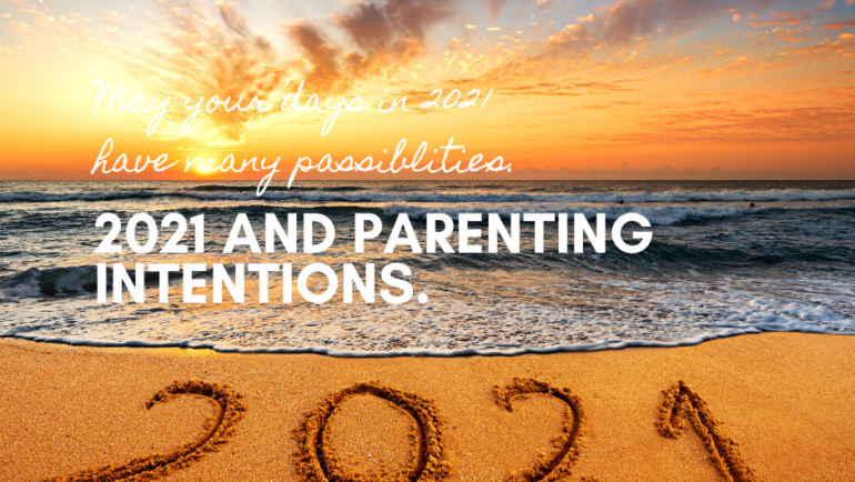 2021 and Parenting Intentions.