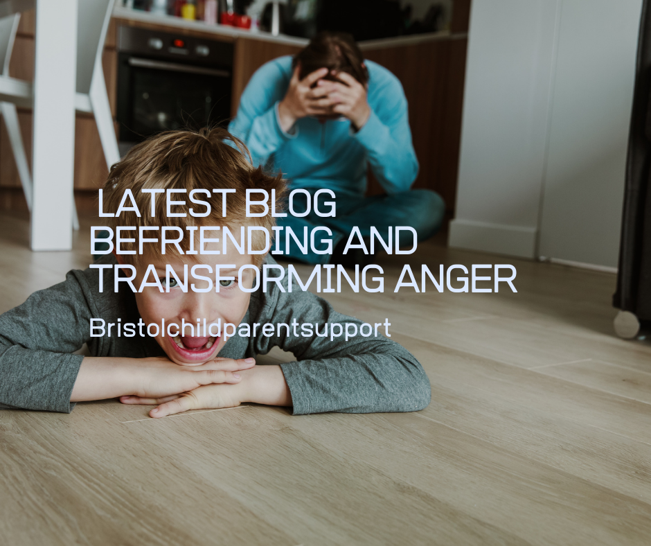 Befriending and Transforming Anger